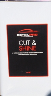 Detail Pro Cut & Shine Polish 5 litre